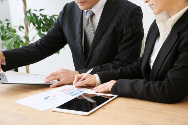 税理士が転職に有利な理由の写真
