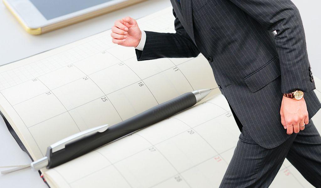 税理士の繁忙期と閑散期~年間スケジュールと仕事内容~の画像