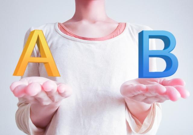 「的確な受験科目の選定」と「効率的な学習方法の確立」の写真