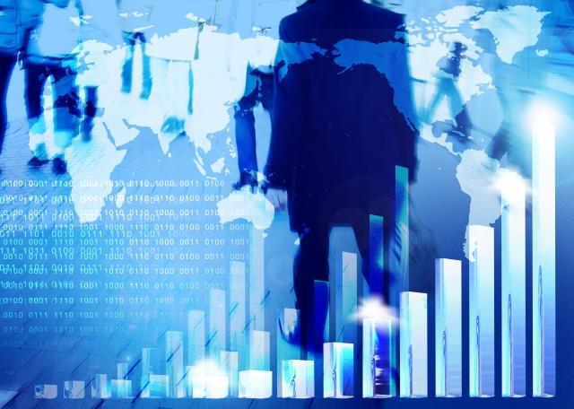 会計士の会員数と採用動向の写真