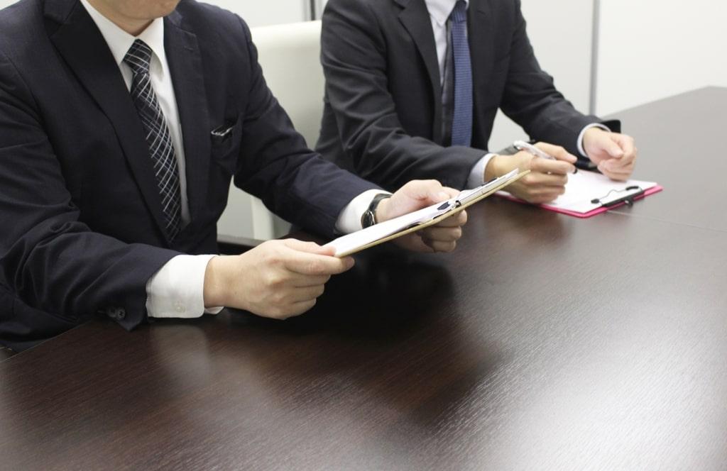 監査法人から税理士法人への転職に必要なものの写真
