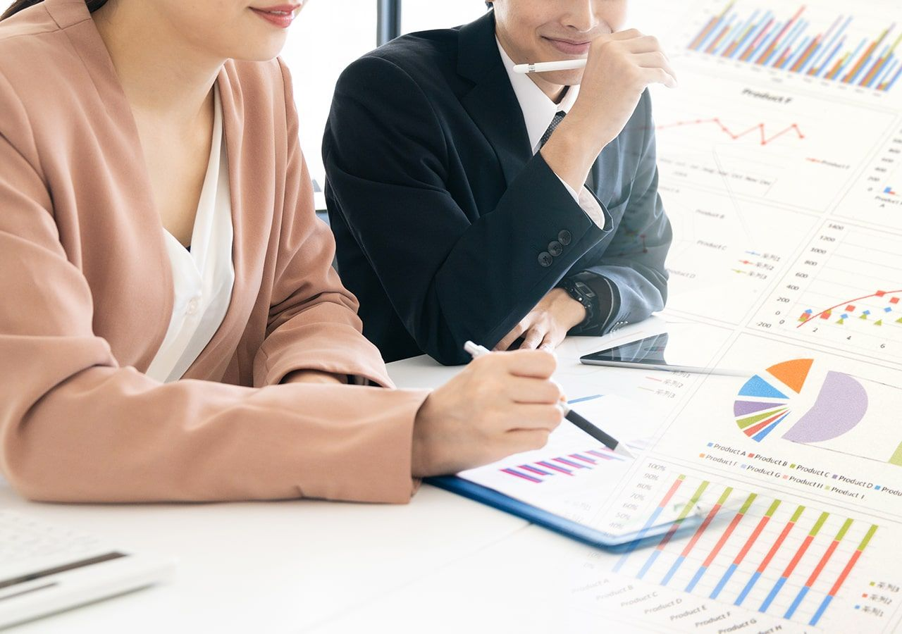 財務コンサルタント転職希望者必見!必要な経験・年収・転職先まとめの画像